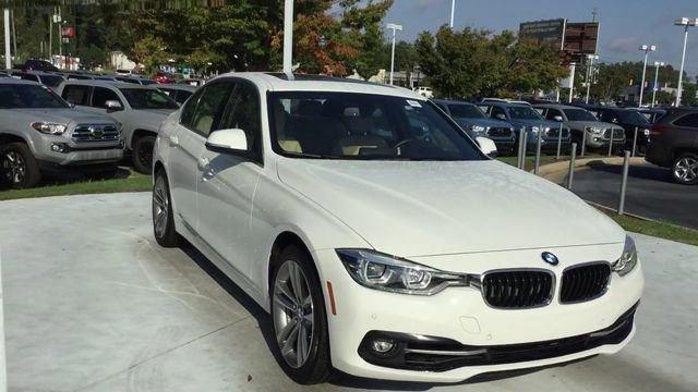 Pre-Owned 2016 BMW 3 Series 340i