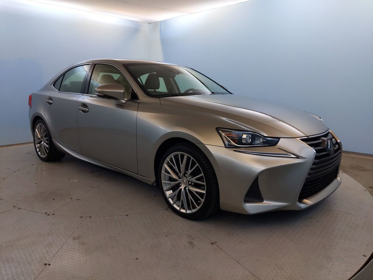 Pre-Owned 2017 Lexus IS IS Turbo