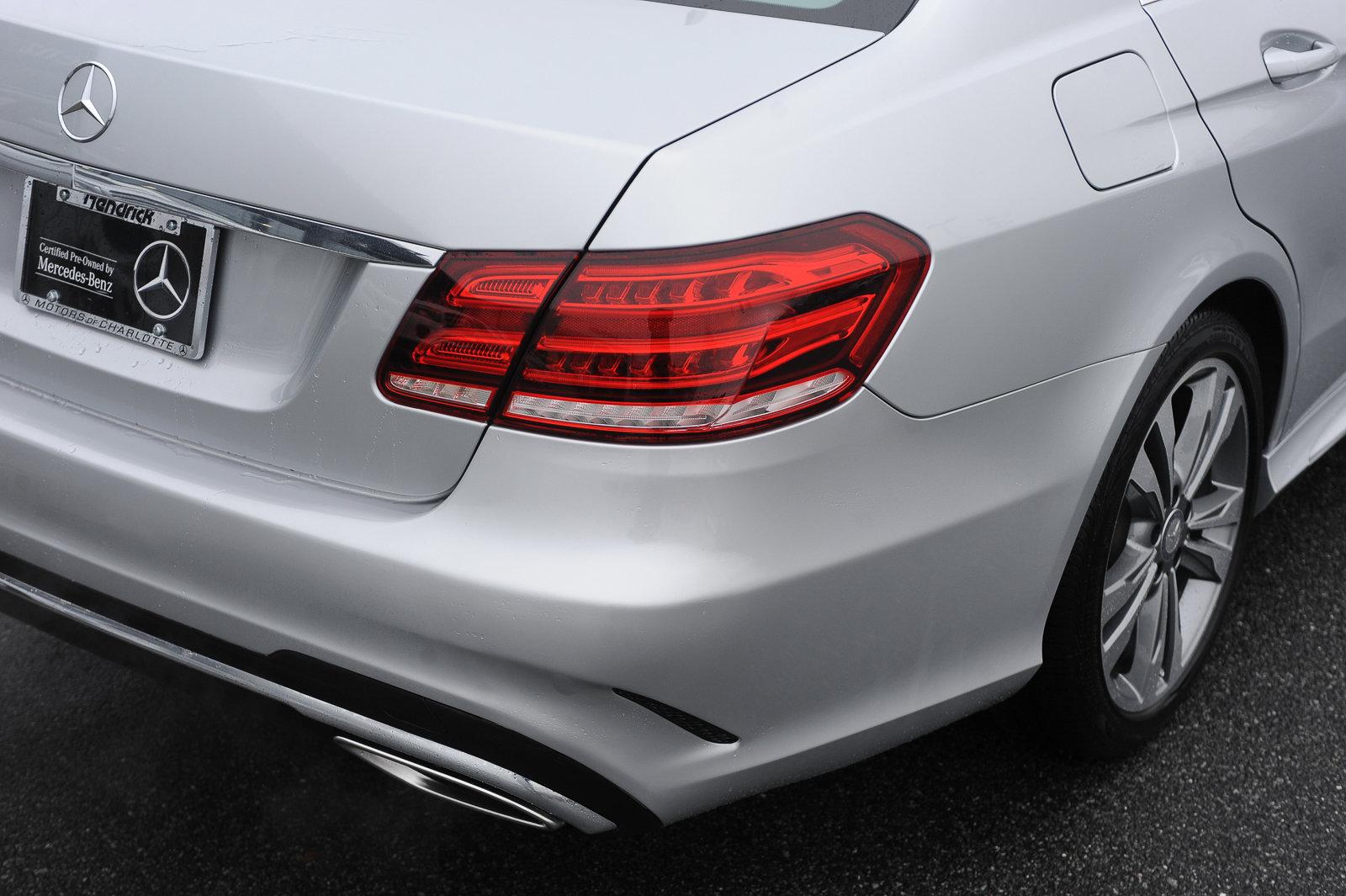 Pre-Owned 2016 Mercedes-Benz E-Class E 350 Sport