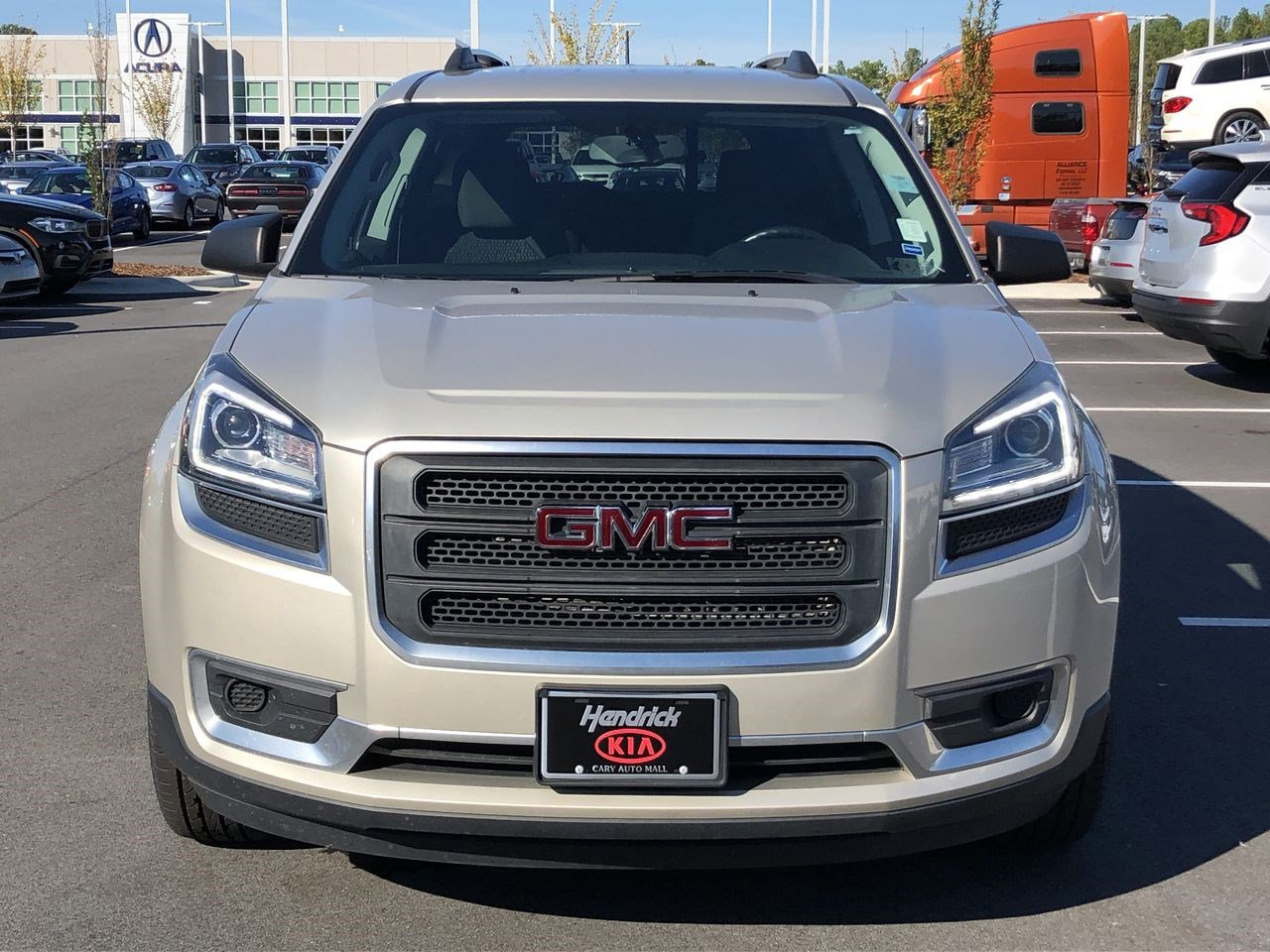 Pre-Owned 2016 GMC Acadia SLE