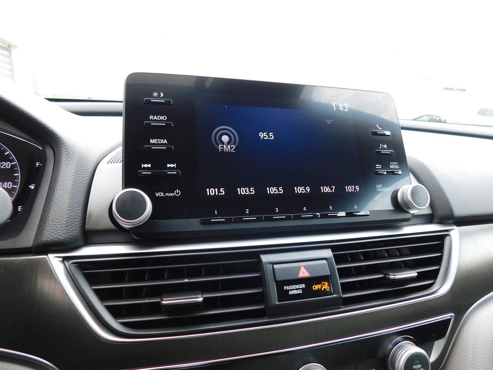 Pre-Owned 2019 Honda Accord LX 1.5T