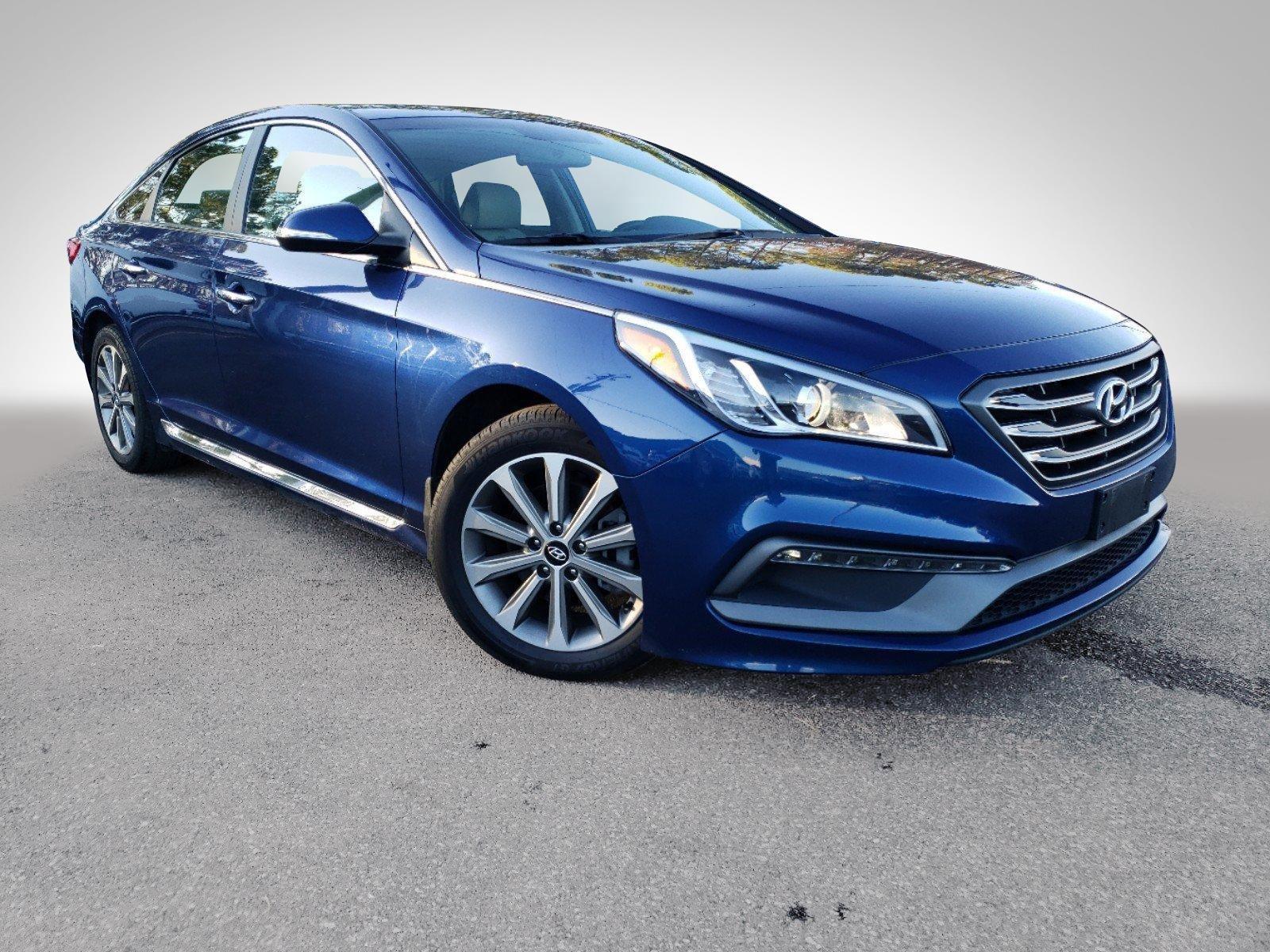 Pre-Owned 2017 Hyundai Sonata Limited