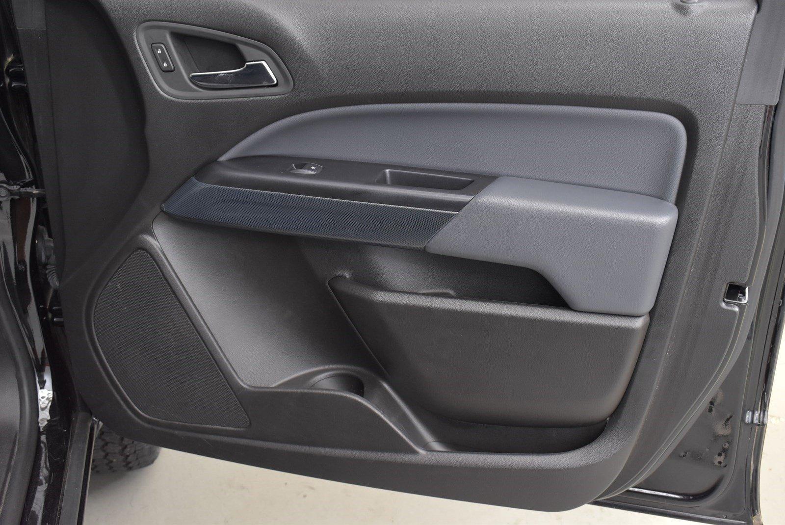 Pre-Owned 2017 Chevrolet Colorado 4WD Z71