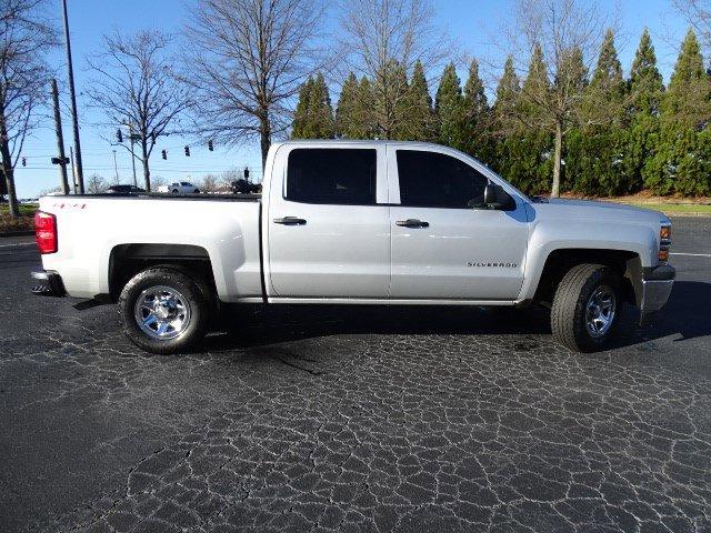 Pre-Owned 2015 Chevrolet Silverado 1500 LS