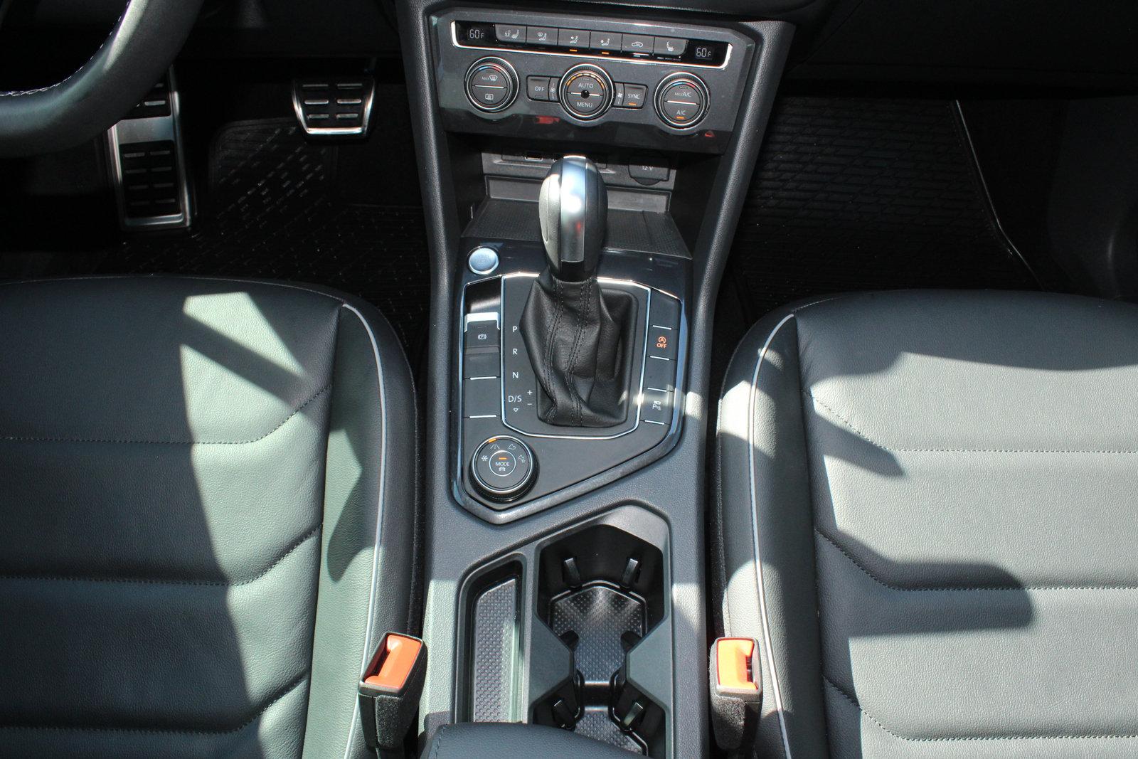Certified Pre-Owned 2020 Volkswagen Tiguan SEL Premium R-Line