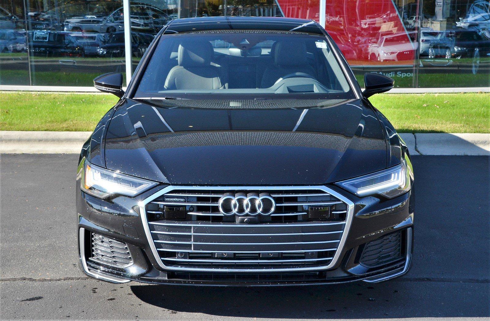 Pre-Owned 2019 Audi A6 Prestige