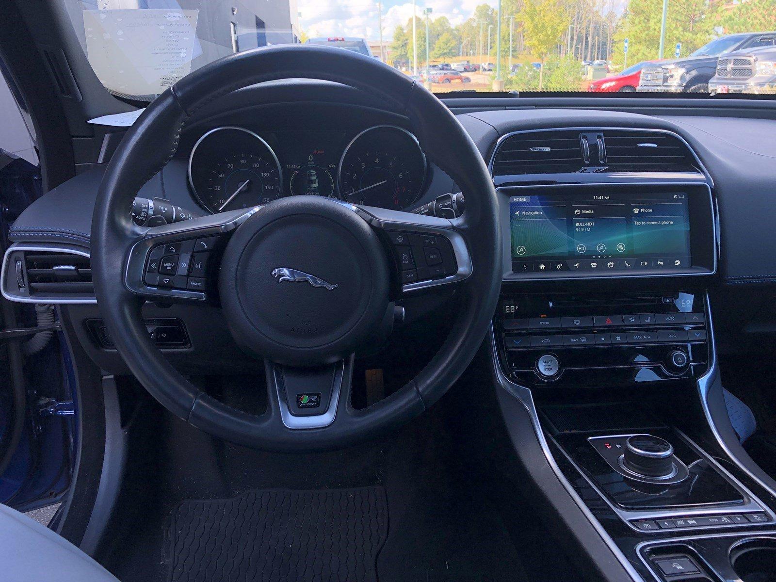 Pre-Owned 2017 Jaguar XE 35t R-Sport