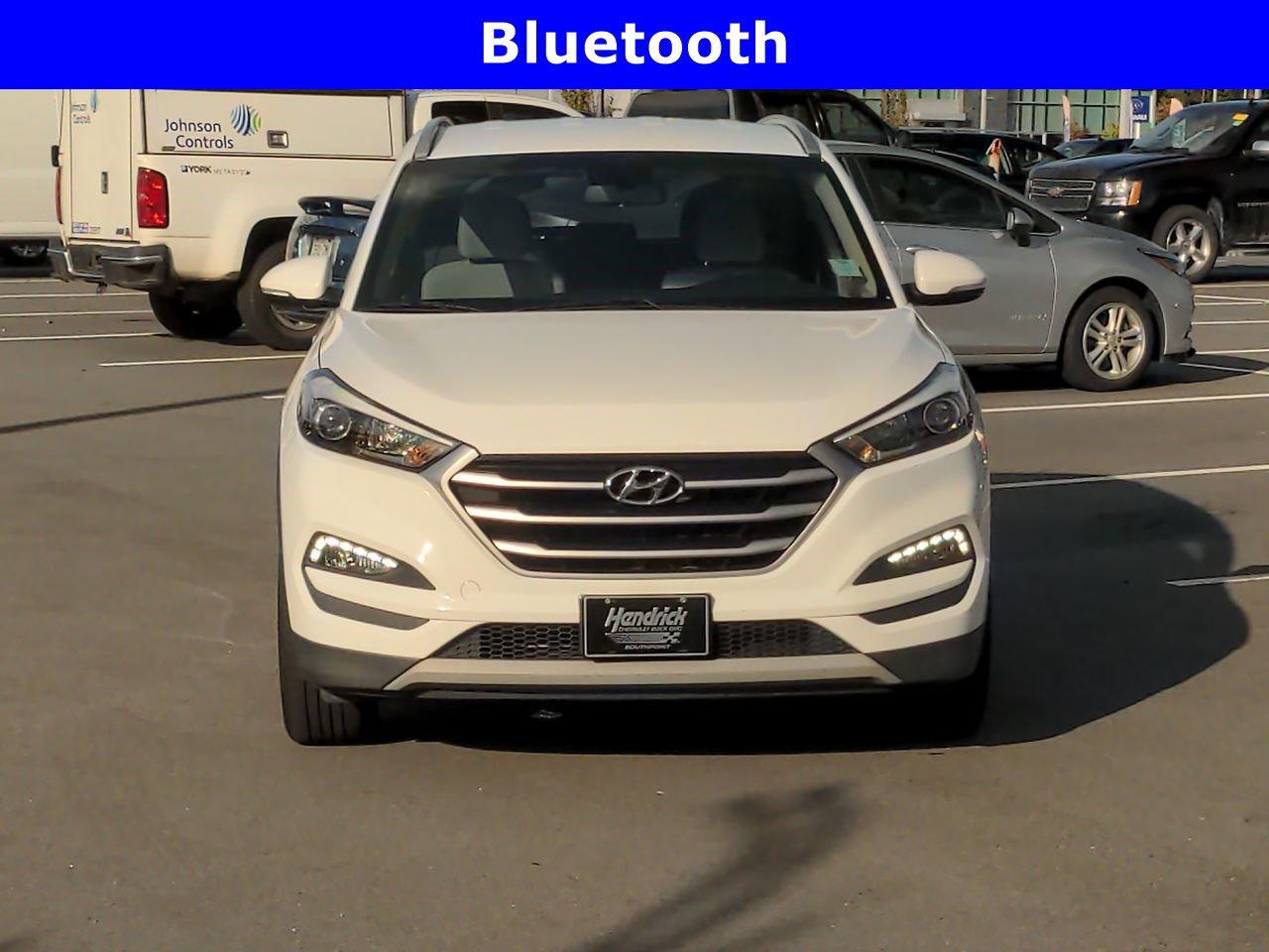 Pre-Owned 2017 Hyundai Tucson Eco