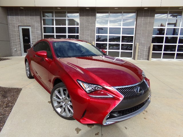 Pre-Owned 2015 Lexus RC 350 2dr Cpe AWD