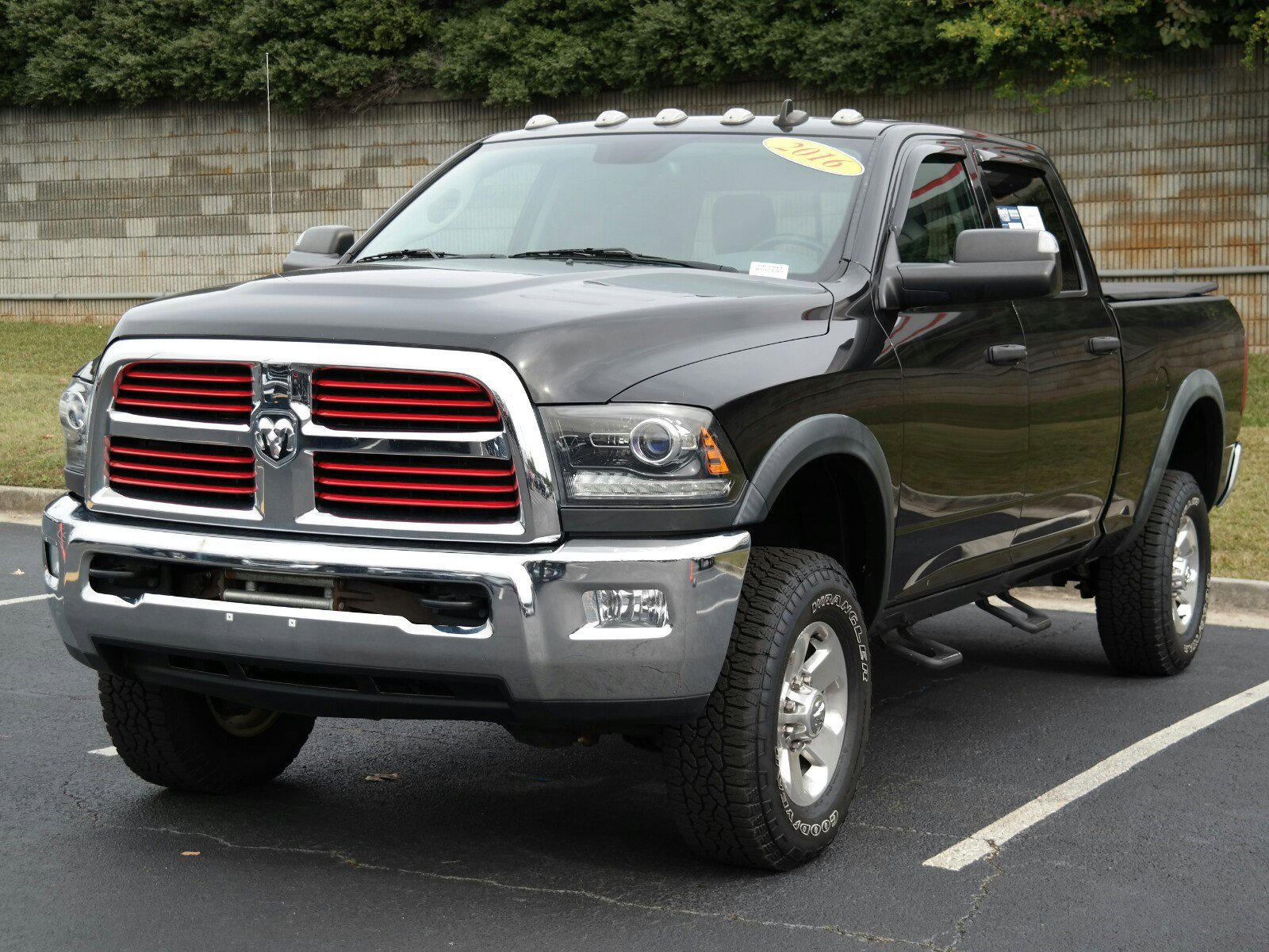 Pre-Owned 2016 Ram 2500 Power Wagon