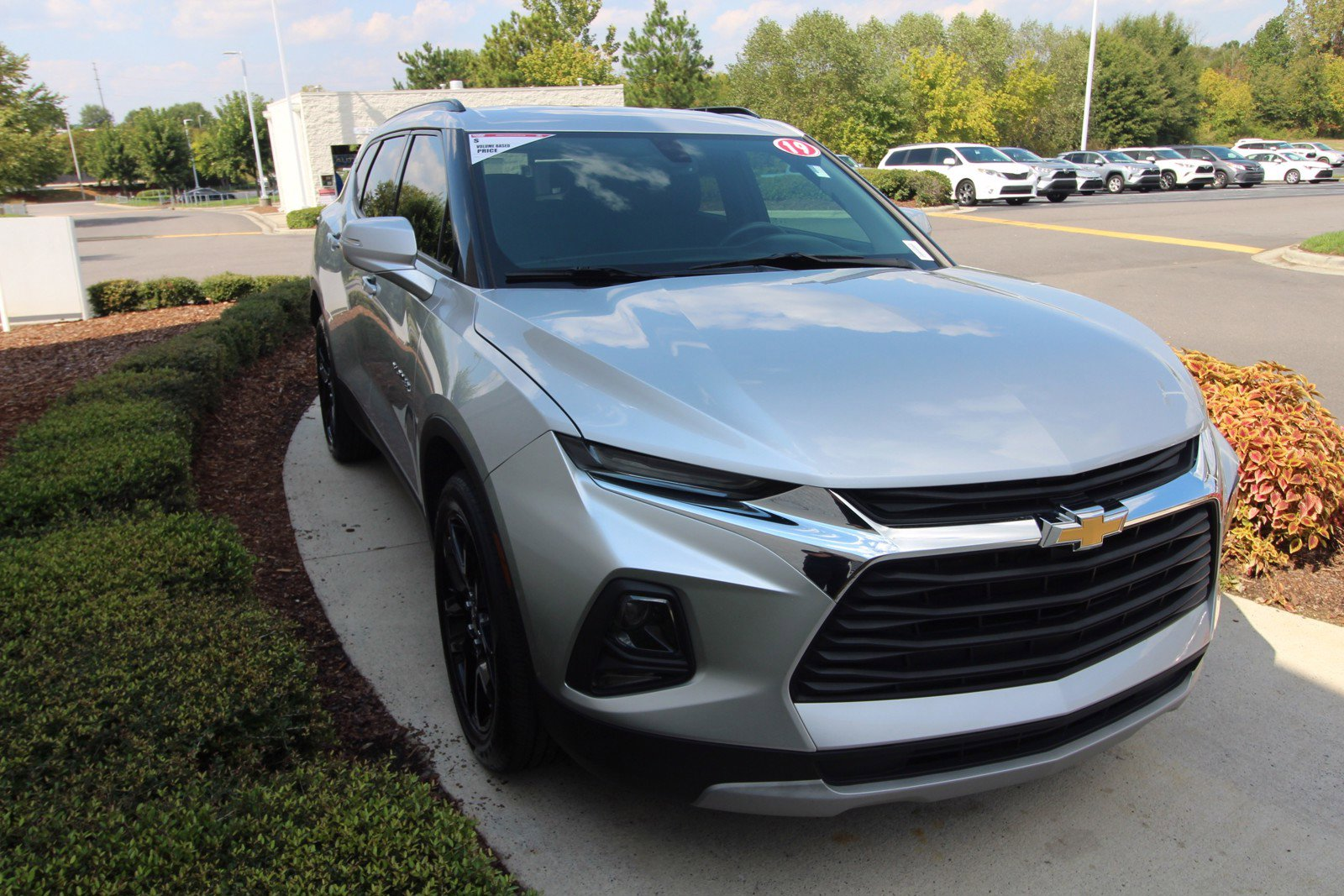 2019 Chevrolet Blazer FWD 4dr w/2LT