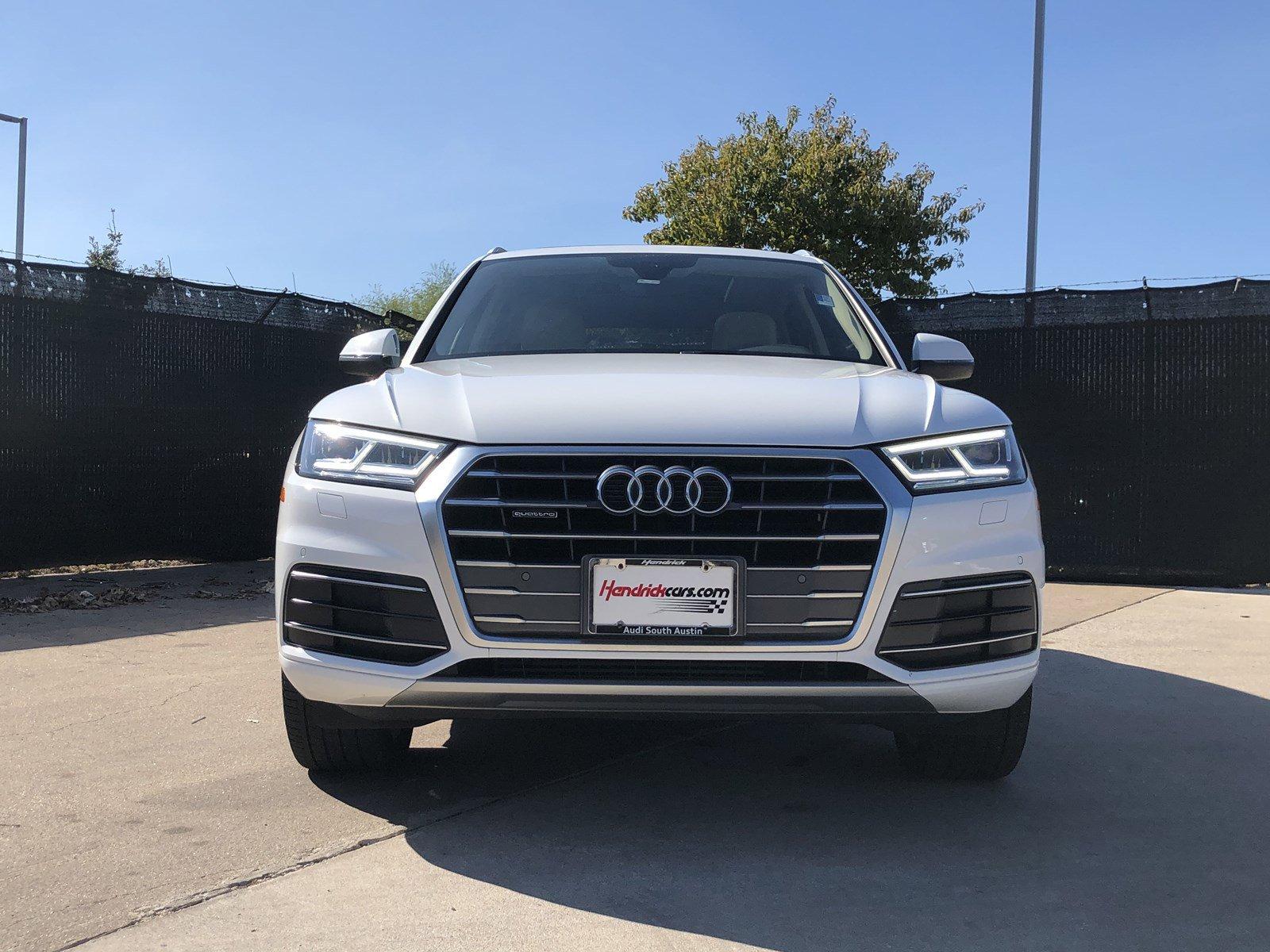 Pre-Owned 2018 Audi Q5 Premium Plus