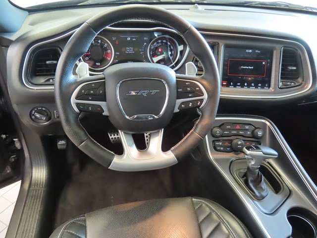 Pre-Owned 2018 Dodge Challenger SRT 392