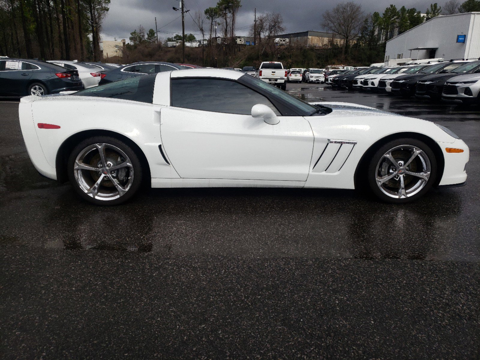 Pre-Owned 2013 Chevrolet Corvette Grand Sport 4LT