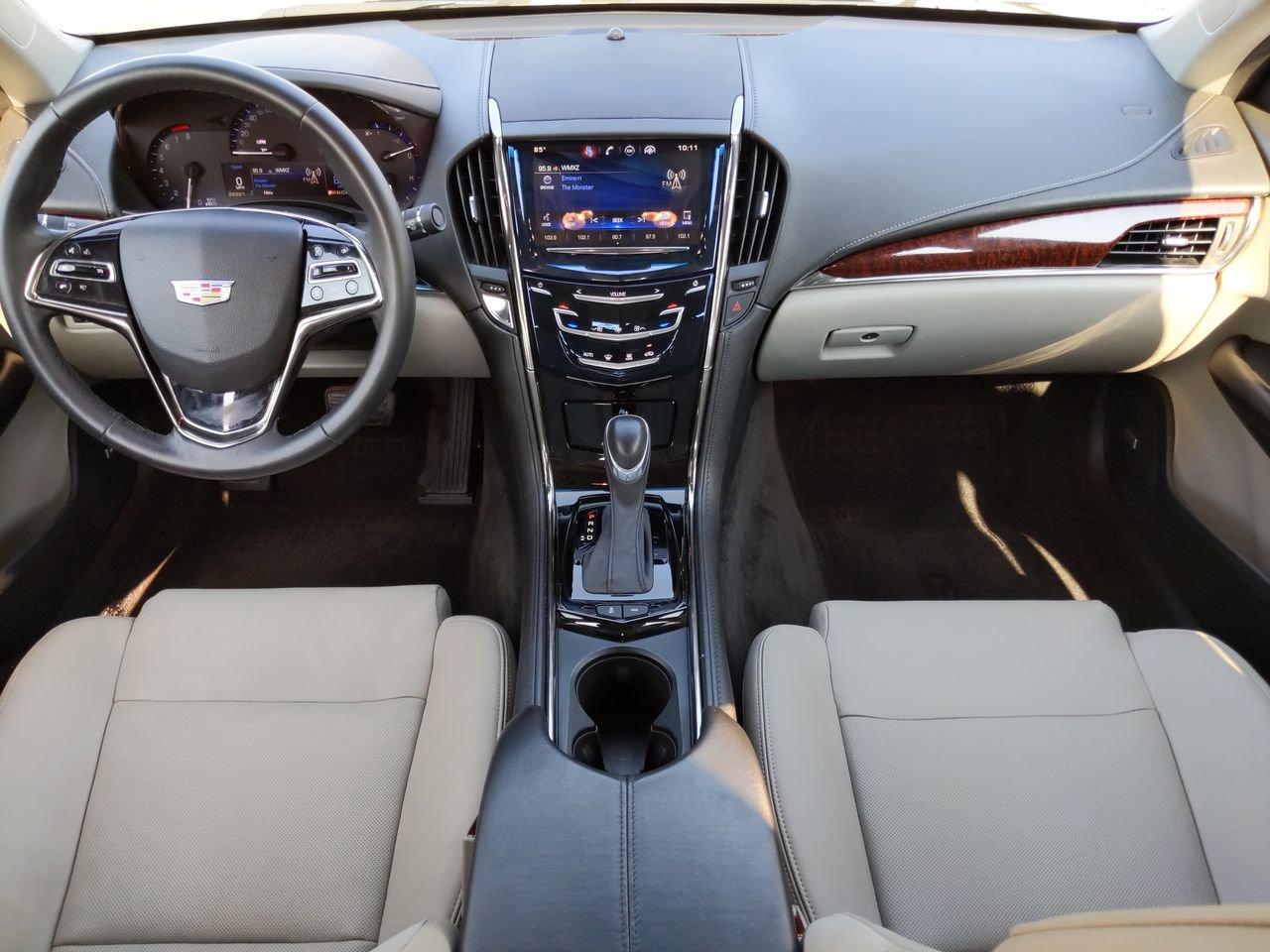 Pre-Owned 2015 Cadillac ATS Sedan Luxury RWD