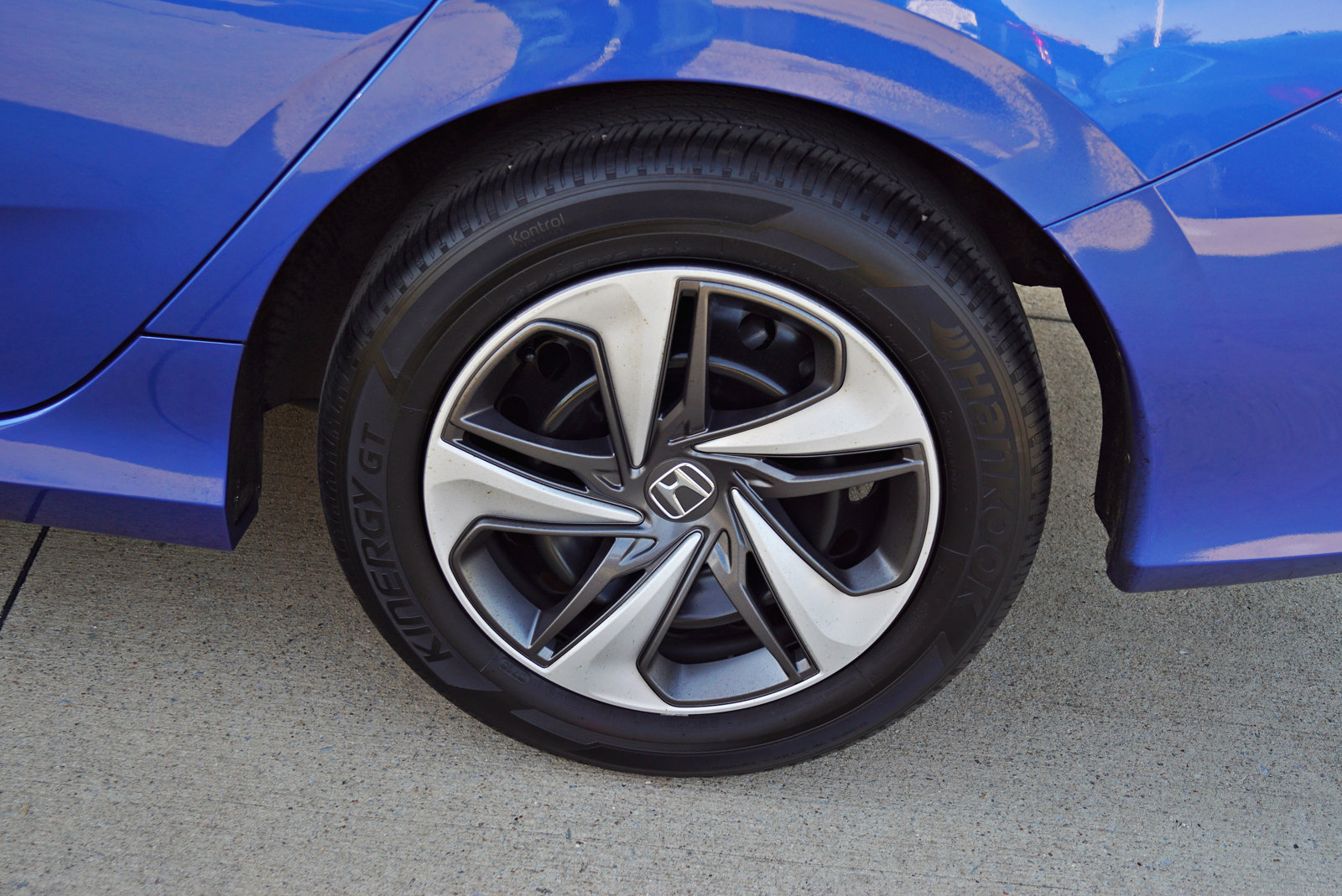 Certified Pre-Owned 2019 Honda Civic LX