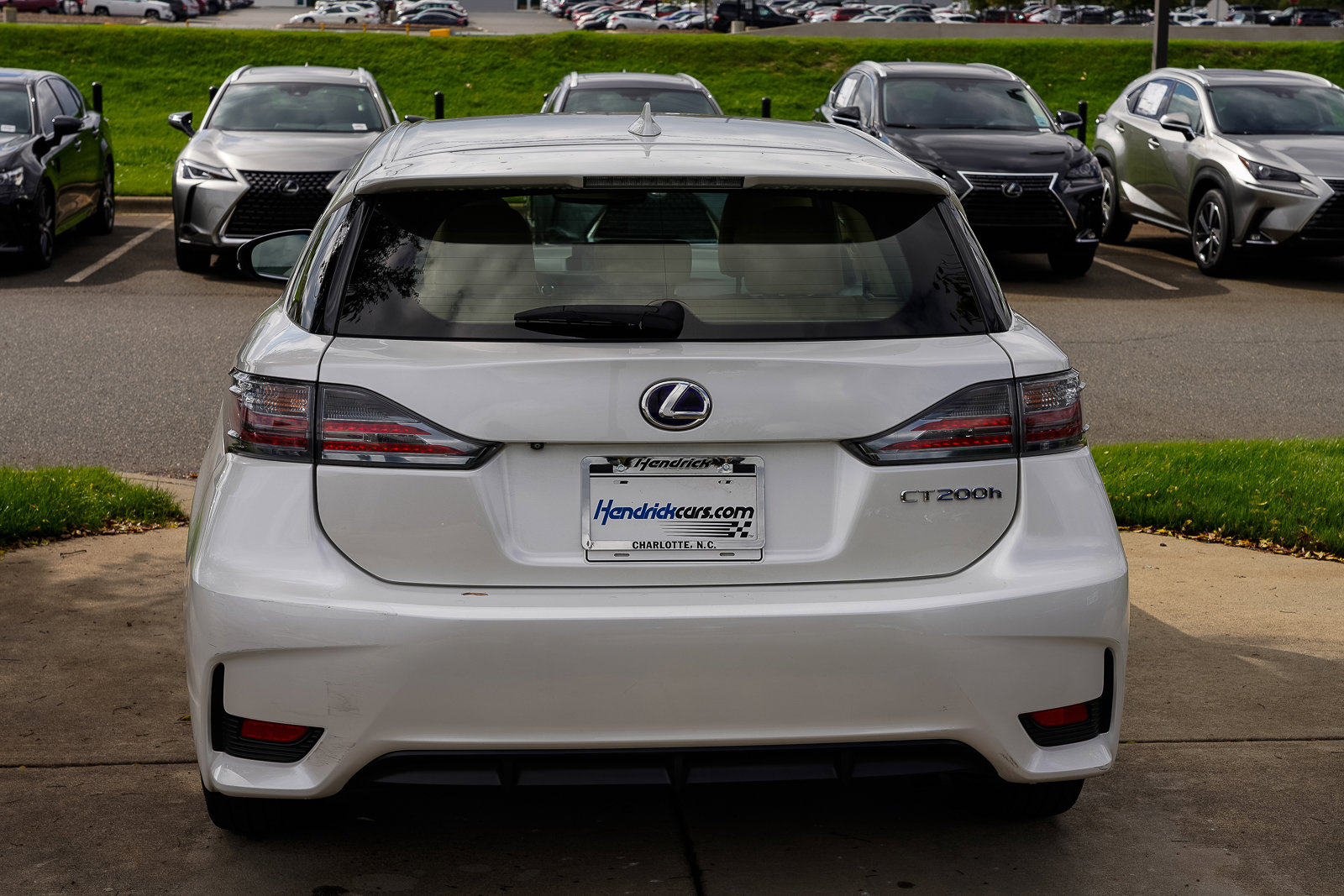 Pre-Owned 2015 Lexus CT 200h Hybrid