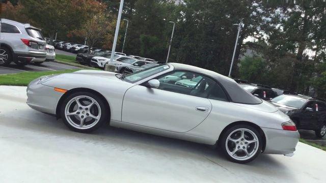Pre-Owned 2004 Porsche 911 Carrera 4