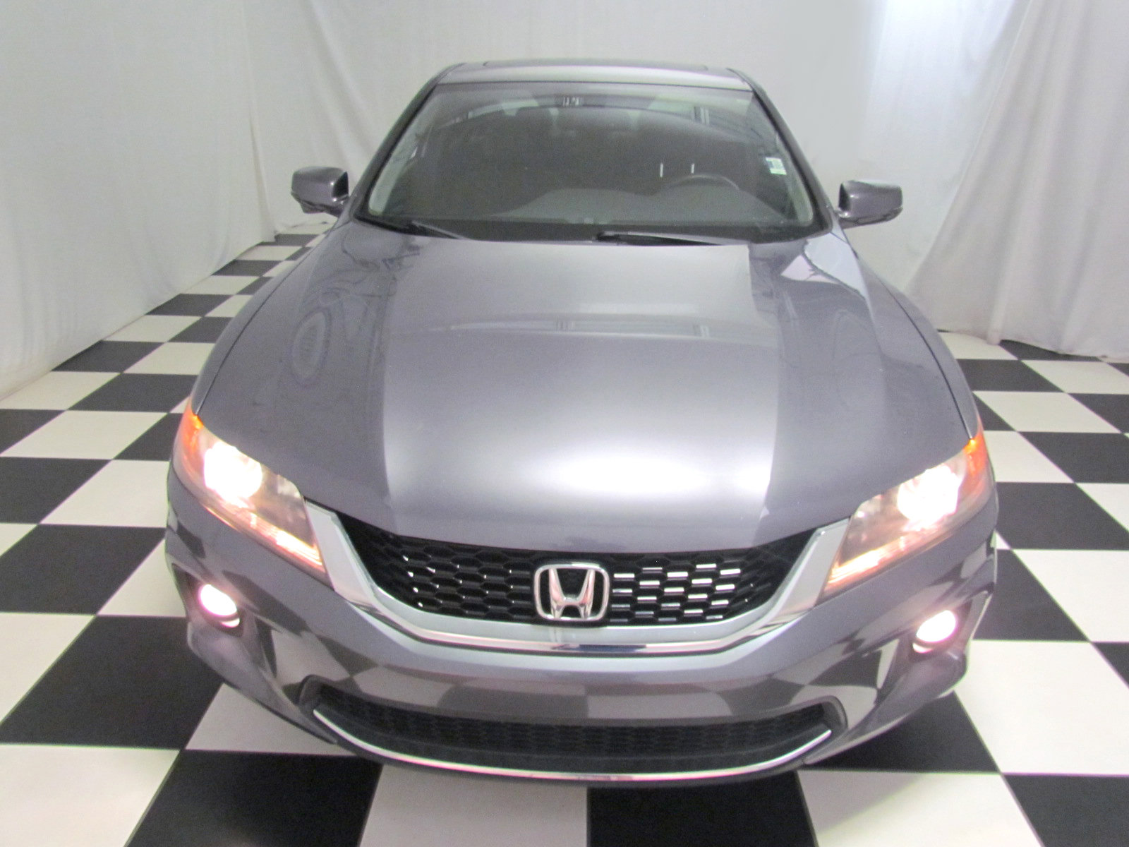 Certified Pre-Owned 2015 Honda Accord Coupe EX-L