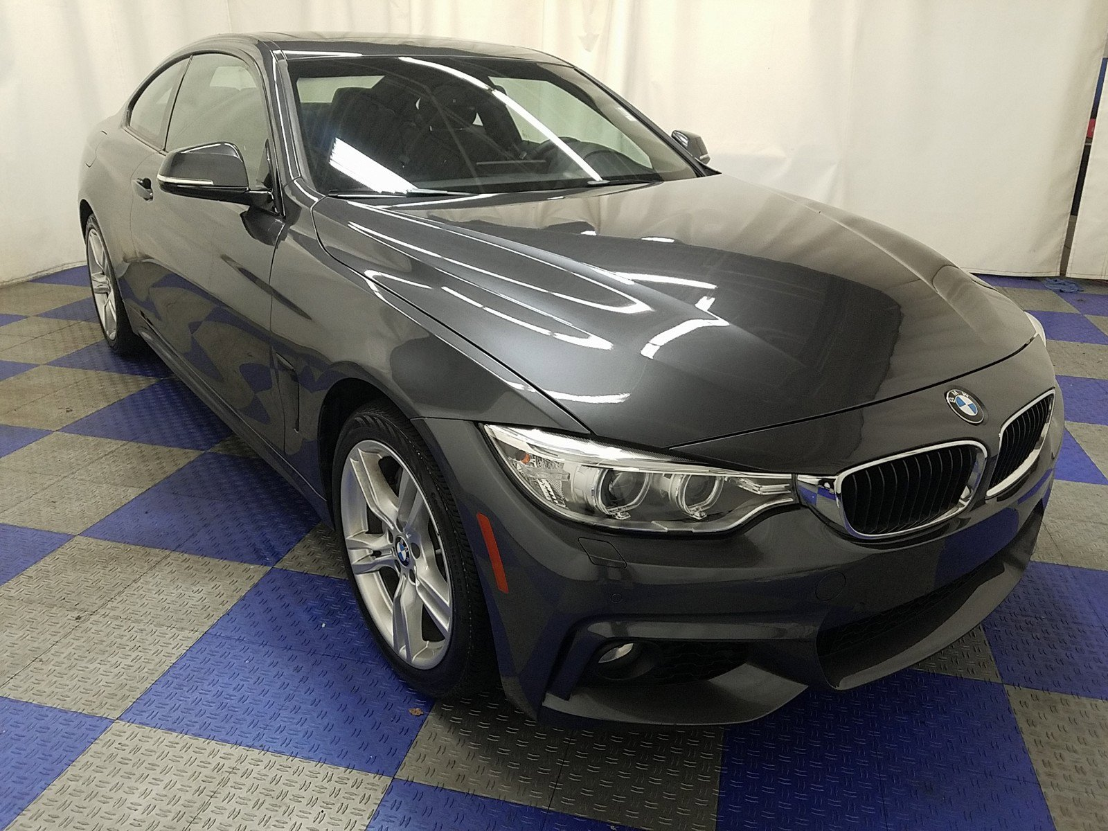 Pre-Owned 2016 BMW 4 Series 2dr Cpe 428i xDrive AWD SULEV