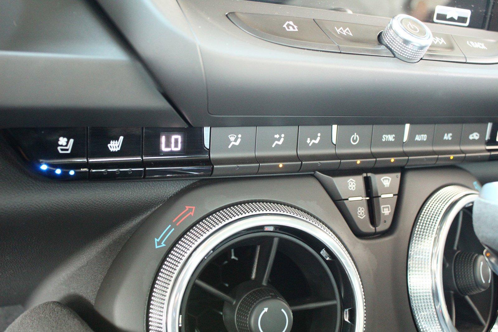 Pre-Owned 2018 Chevrolet Camaro ZL1