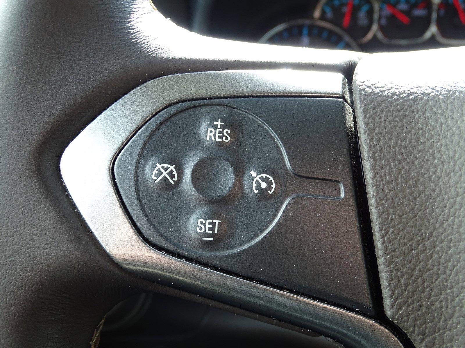 Pre-Owned 2015 Chevrolet Silverado 1500 LTZ