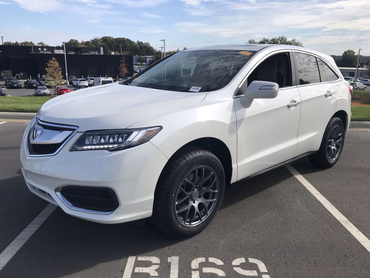Pre-Owned 2017 Acura RDX FWD