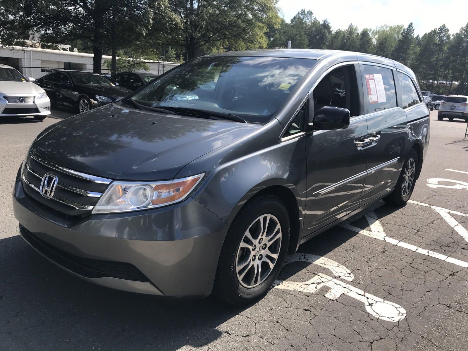 22c4647513 Pre-Owned 2011 Honda Odyssey EX-L Minivan in Duluth  80504A