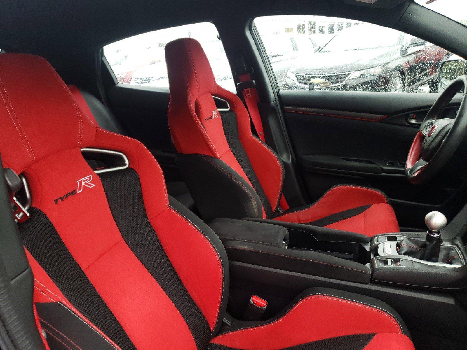Stupendous Pre Owned 2017 Honda Civic Type R Touring Creativecarmelina Interior Chair Design Creativecarmelinacom