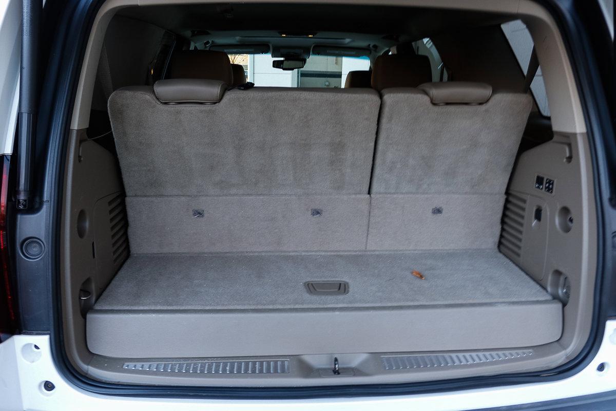 Pre-Owned 2015 Chevrolet Tahoe LTZ