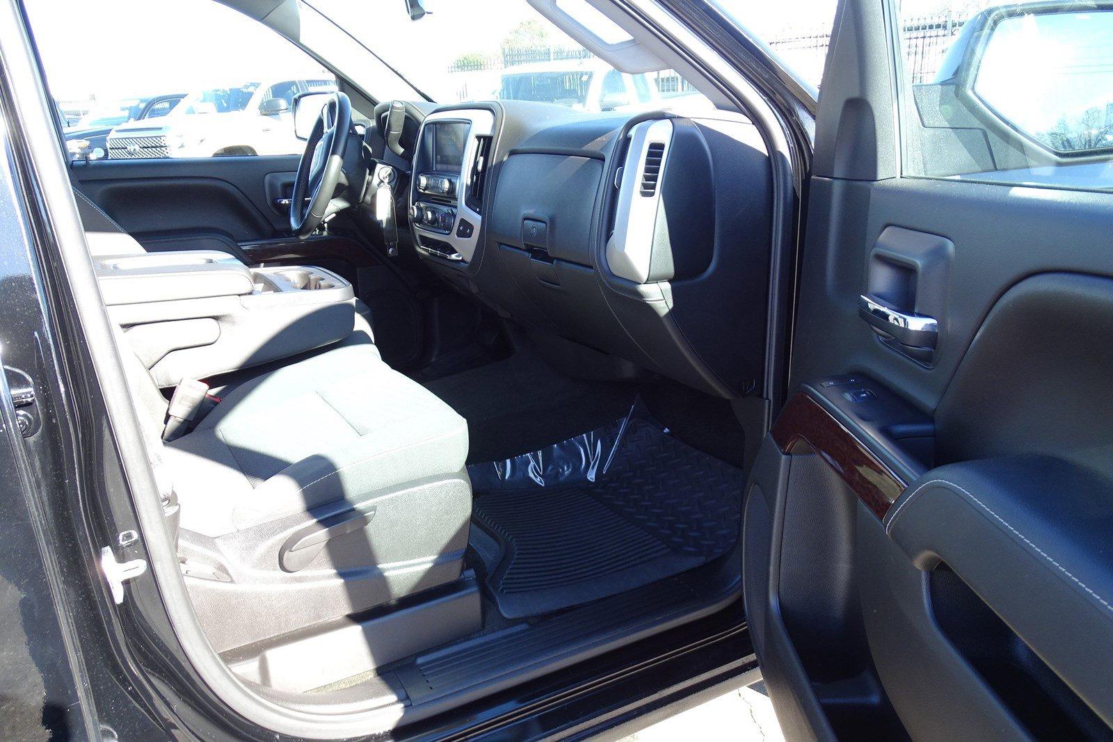 Pre-Owned 2016 GMC Sierra 1500 SLE
