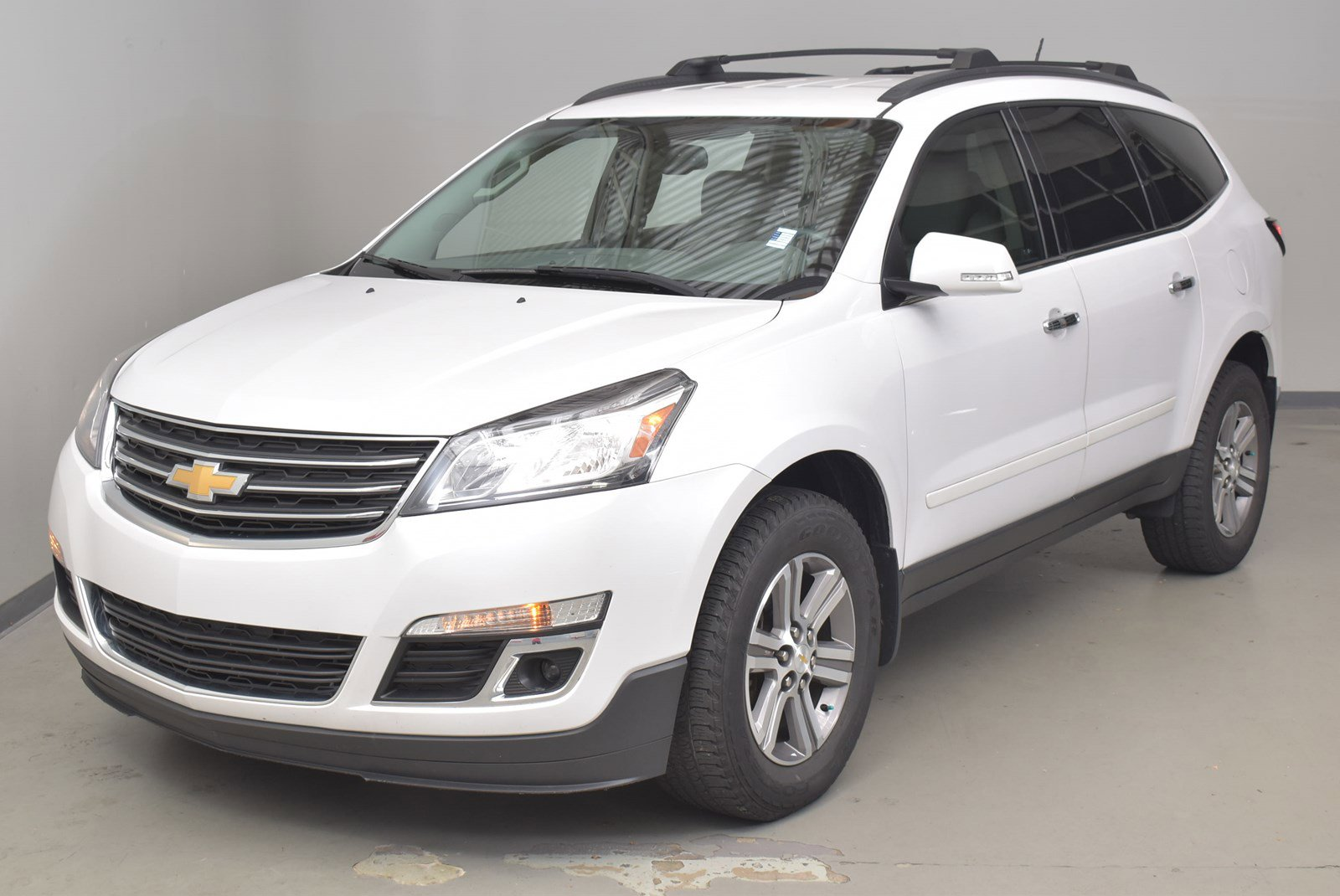 Terrific Pre Owned 2016 Chevrolet Traverse Lt With Navigation Bralicious Painted Fabric Chair Ideas Braliciousco