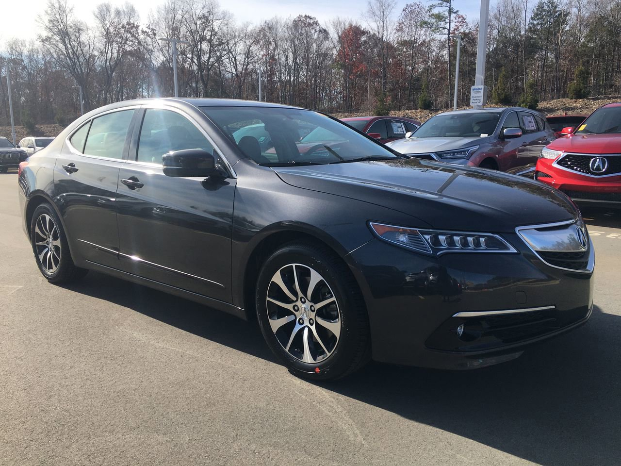 Pre-Owned 2015 Acura TLX 4dr Sdn FWD