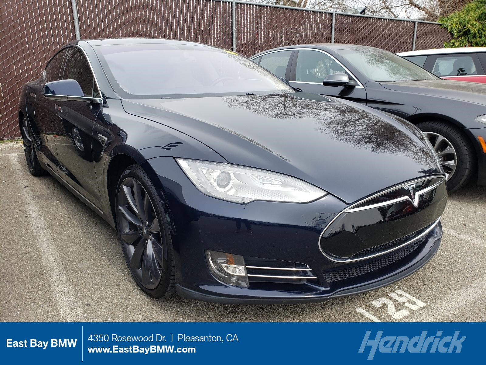 Used Tesla Model S Pleasanton Ca