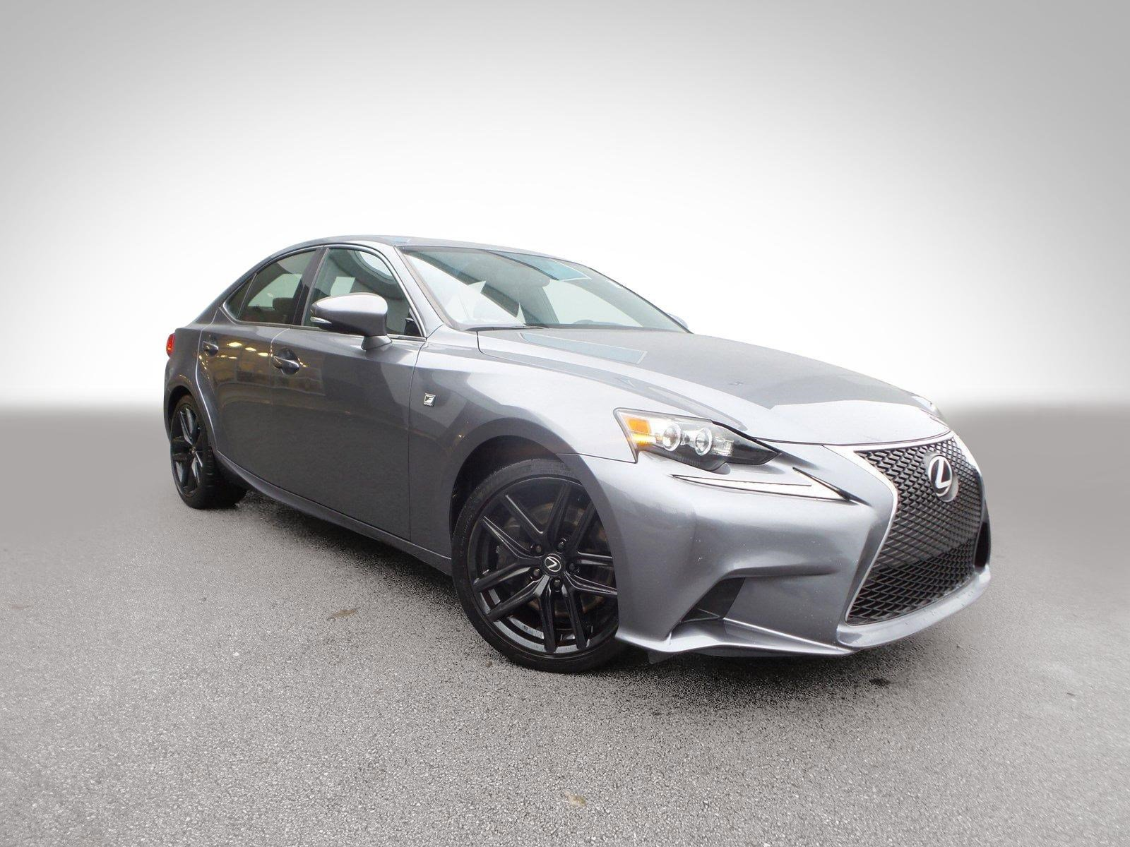 Pre-Owned 2015 Lexus IS 350 4dr Sdn RWD
