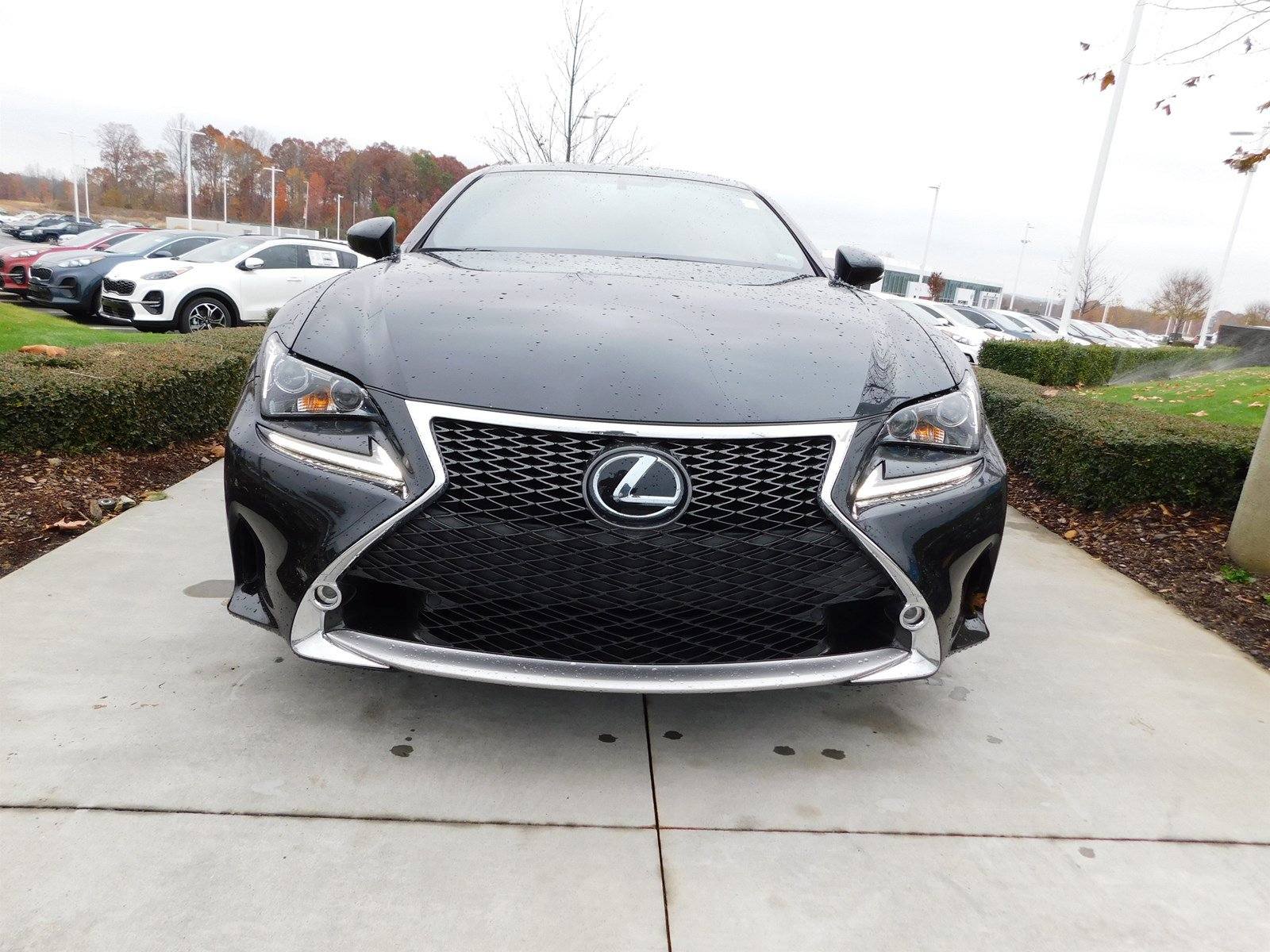Pre-Owned 2016 Lexus RC 350 2dr Cpe RWD