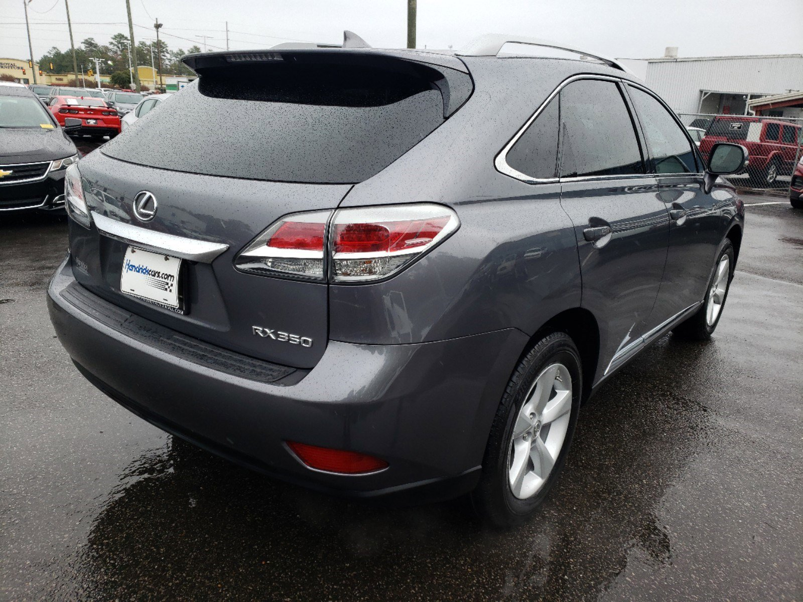 Pre-Owned 2015 Lexus RX 350 FWD 4dr