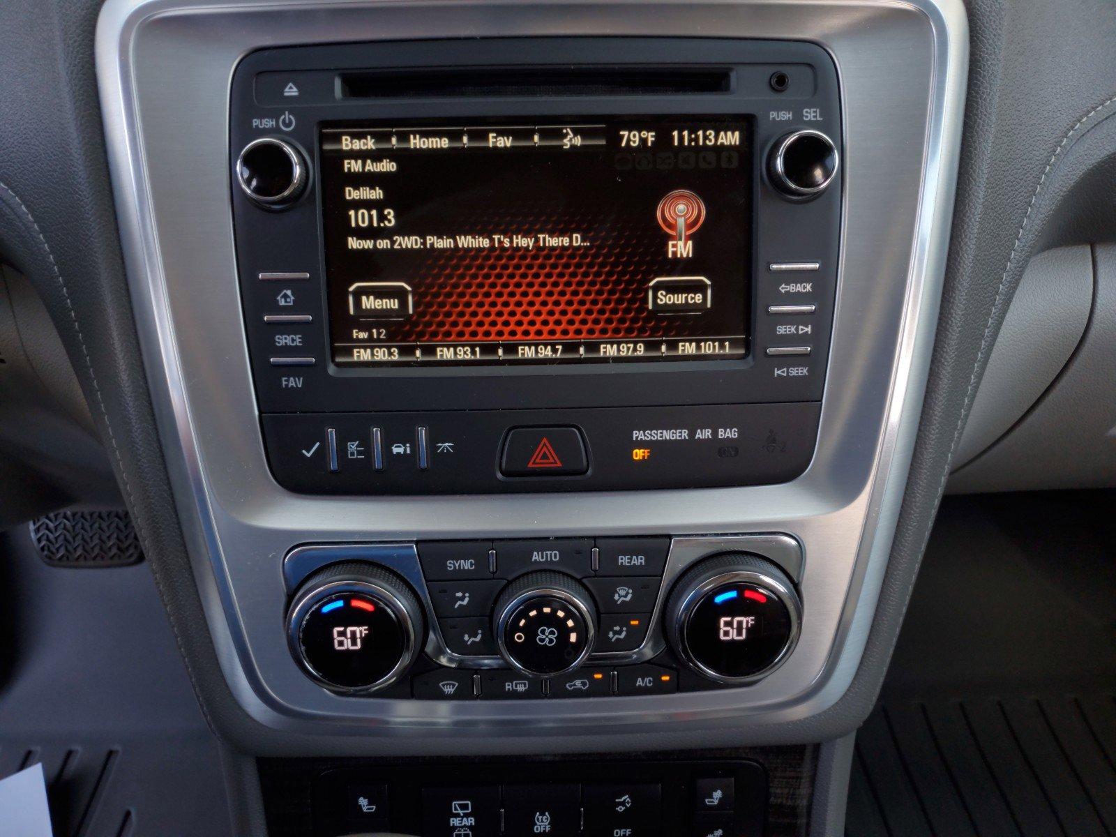 Pre-Owned 2016 GMC Acadia SLT