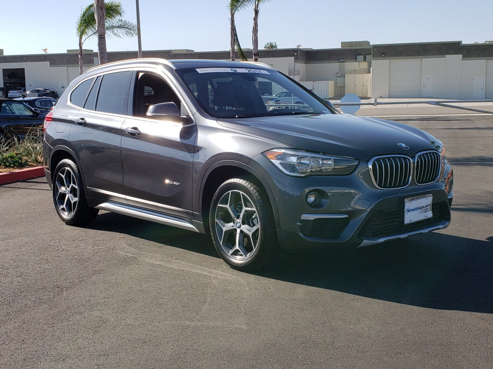 Certified Pre-Owned 2017 BMW X1 sDrive28i