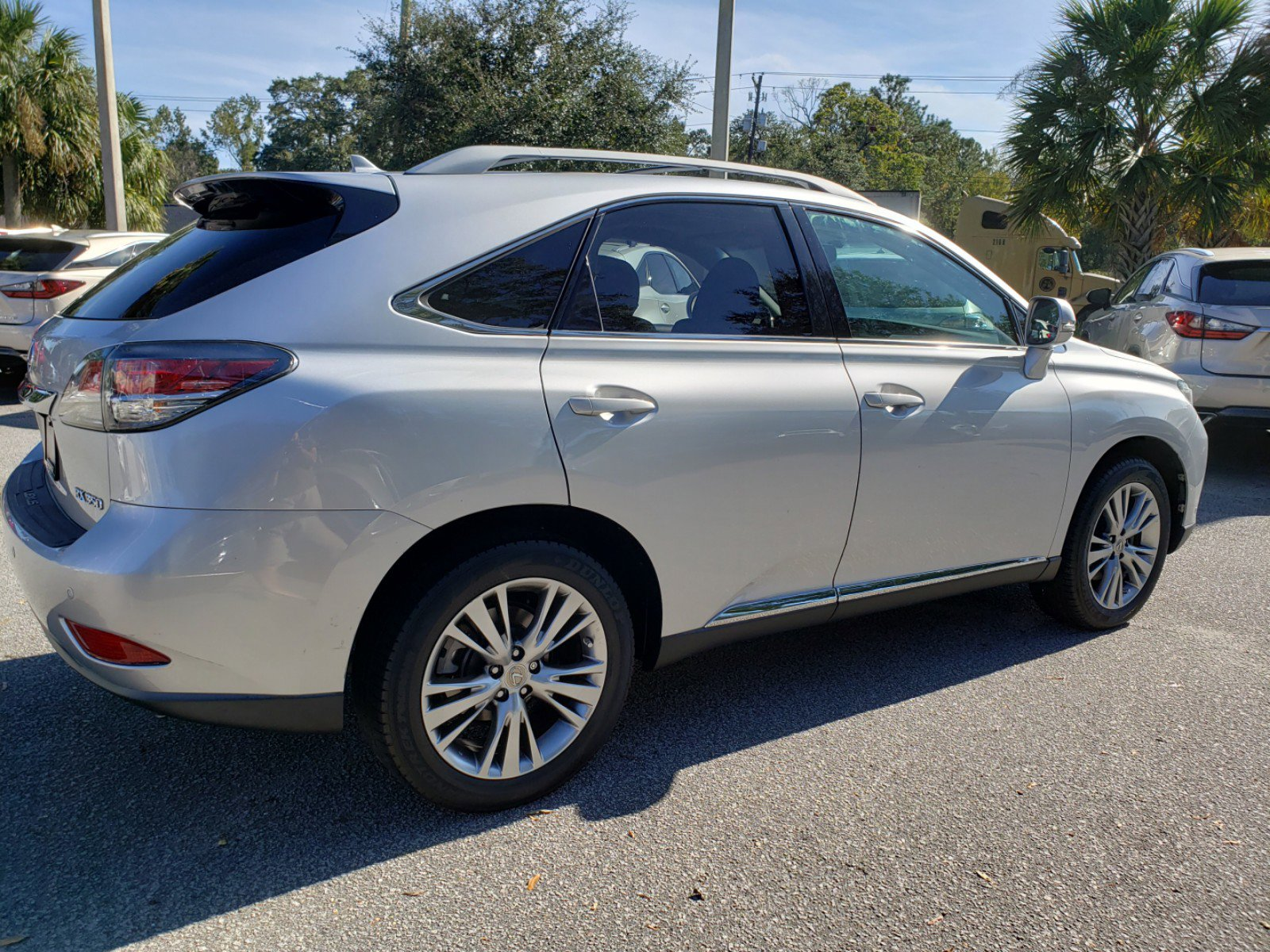 Pre-Owned 2013 Lexus RX 350 FWD 4dr