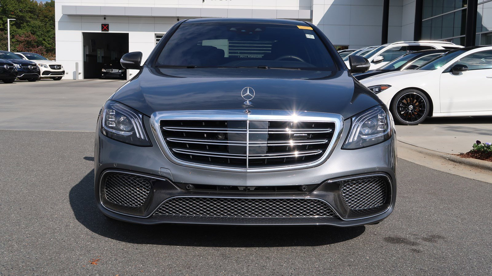 Pre-Owned 2019 Mercedes-Benz S-Class AMG® S 65
