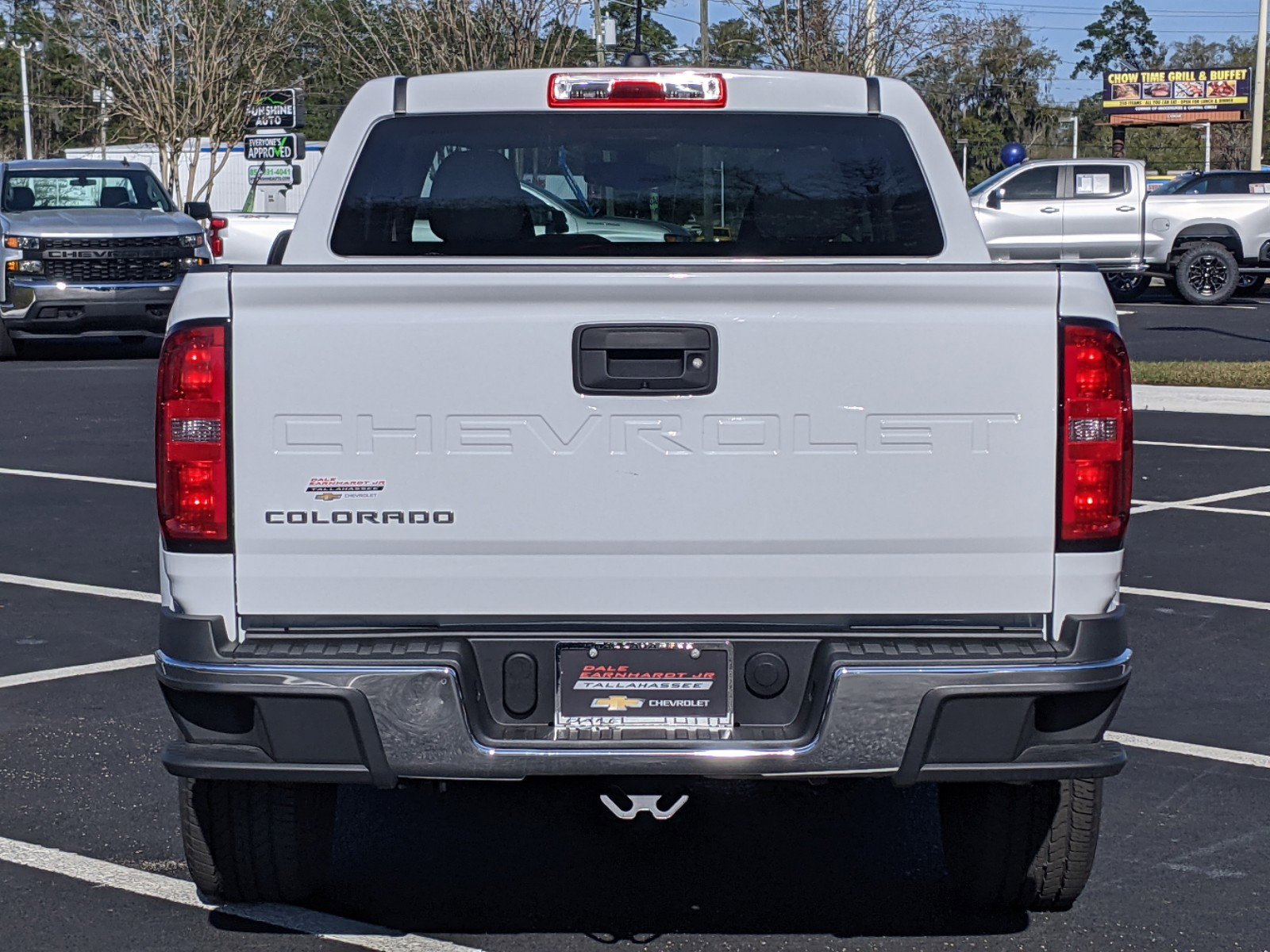 Certified Pre-Owned 2021 Chevrolet Colorado 2WD Work Truck