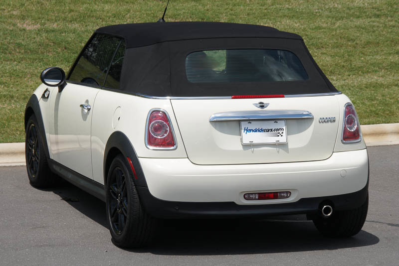 Certified Pre-Owned 2015 MINI Cooper Convertible 2dr
