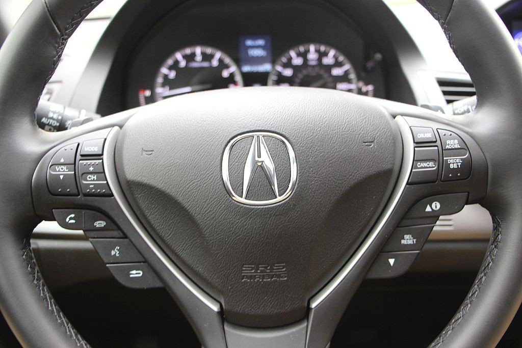 Certified Pre-Owned 2018 Acura RDX 4DR SUV FWD