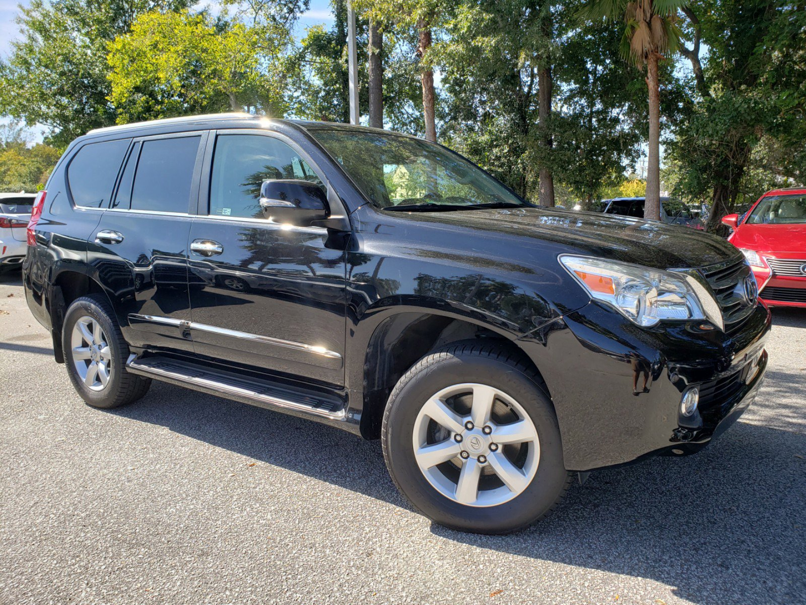 Pre-Owned 2013 Lexus GX 460 4WD 4dr