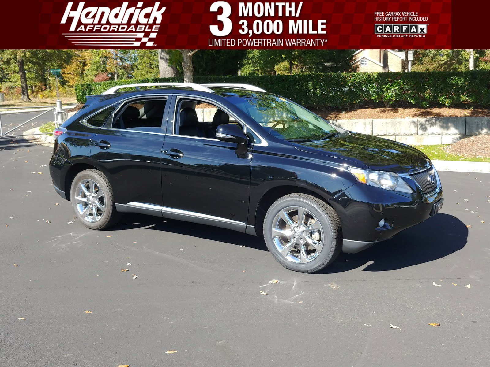 Pre-Owned 2011 Lexus RX 350 Comfort