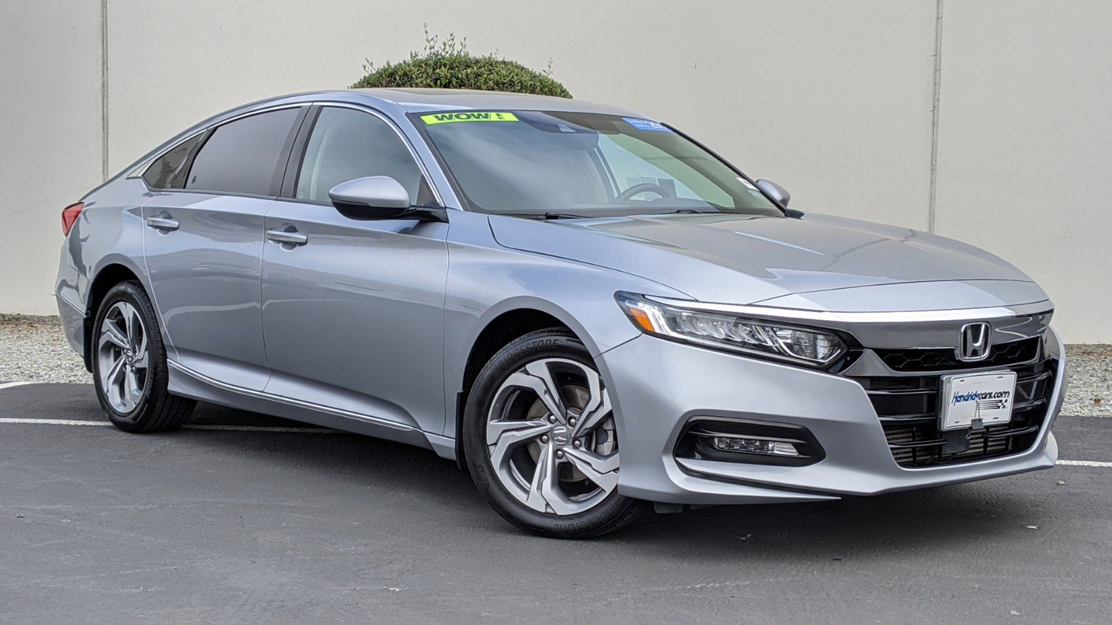 2018 Honda Accord EX-L Navi 1.5T