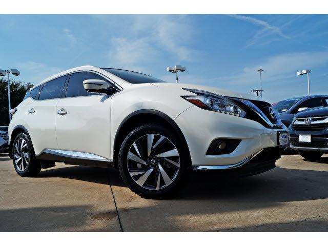 Pre-Owned 2016 Nissan Murano Platinum
