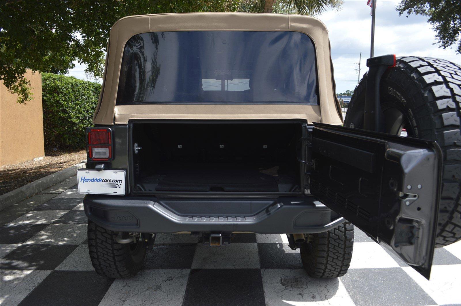 Pre-Owned 2018 Jeep Wrangler JK Unlimited Golden Eagle