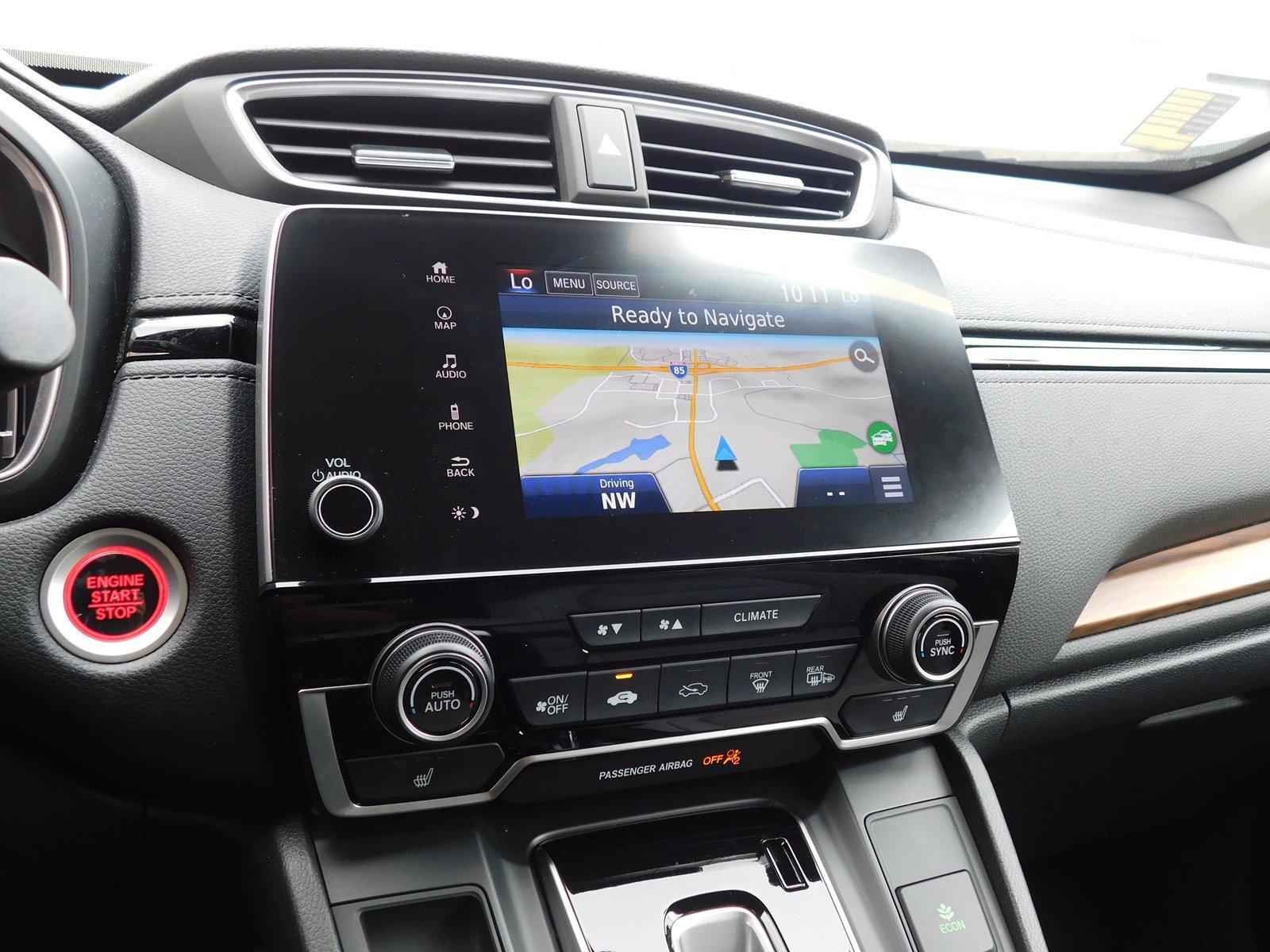 Pre-Owned 2018 Honda CR-V Touring